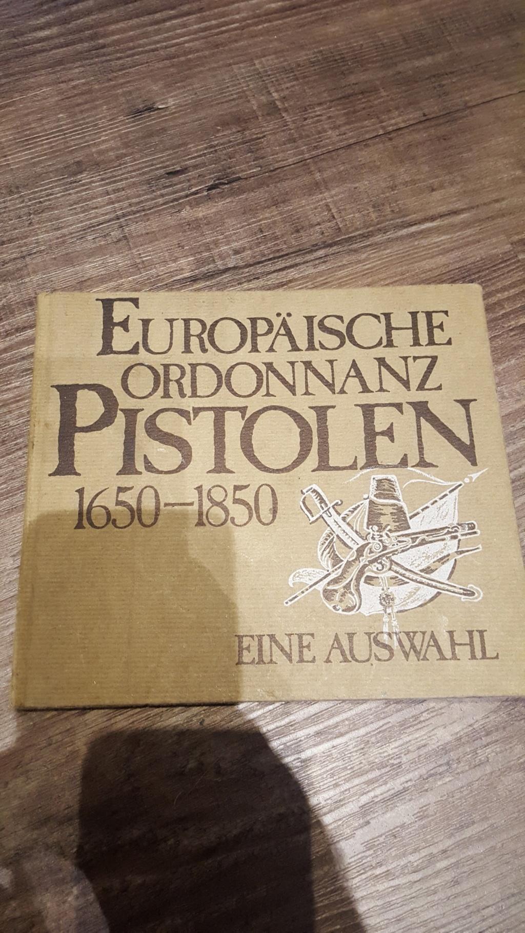 identification pistolet à silex prussien allemand autrichien ? sans baguette 20191022