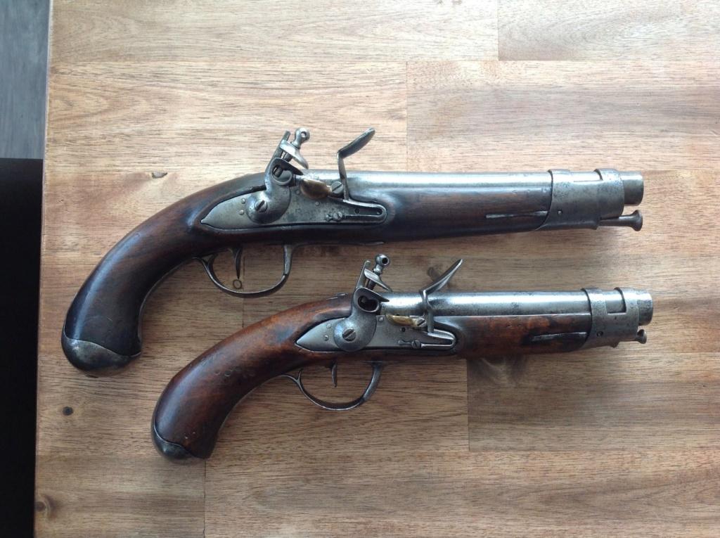pistolets révolution an9 gendarmerie et demi arçon Image214
