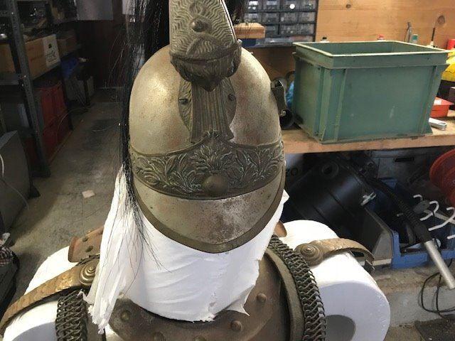 Identification et estimation d'un casque et une cuirasse  Ritter10