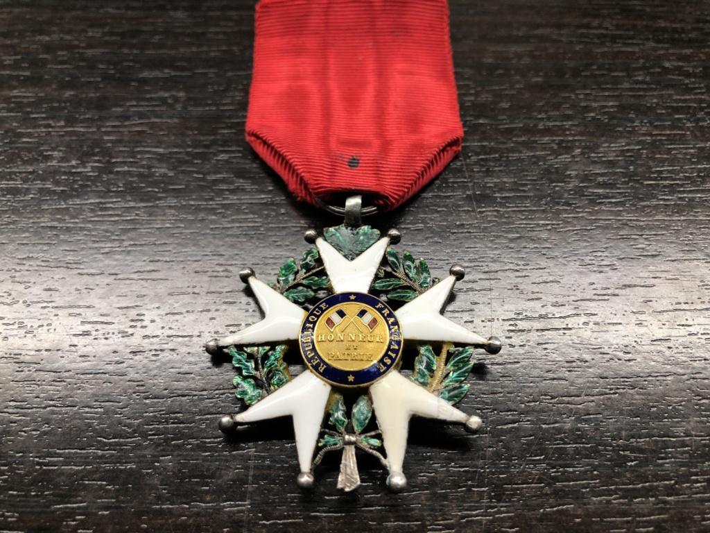 Légion d'honneur seconde république. 084ddd10