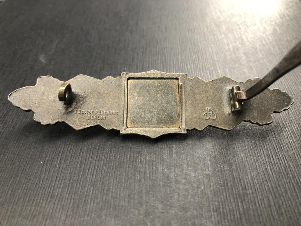 Combats rapprochés bronze  0ca3a710
