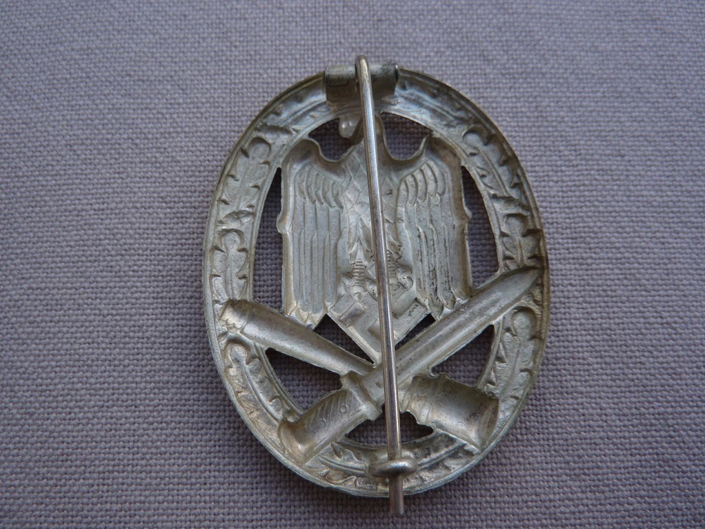 Insigne d'assaut général  0f145310