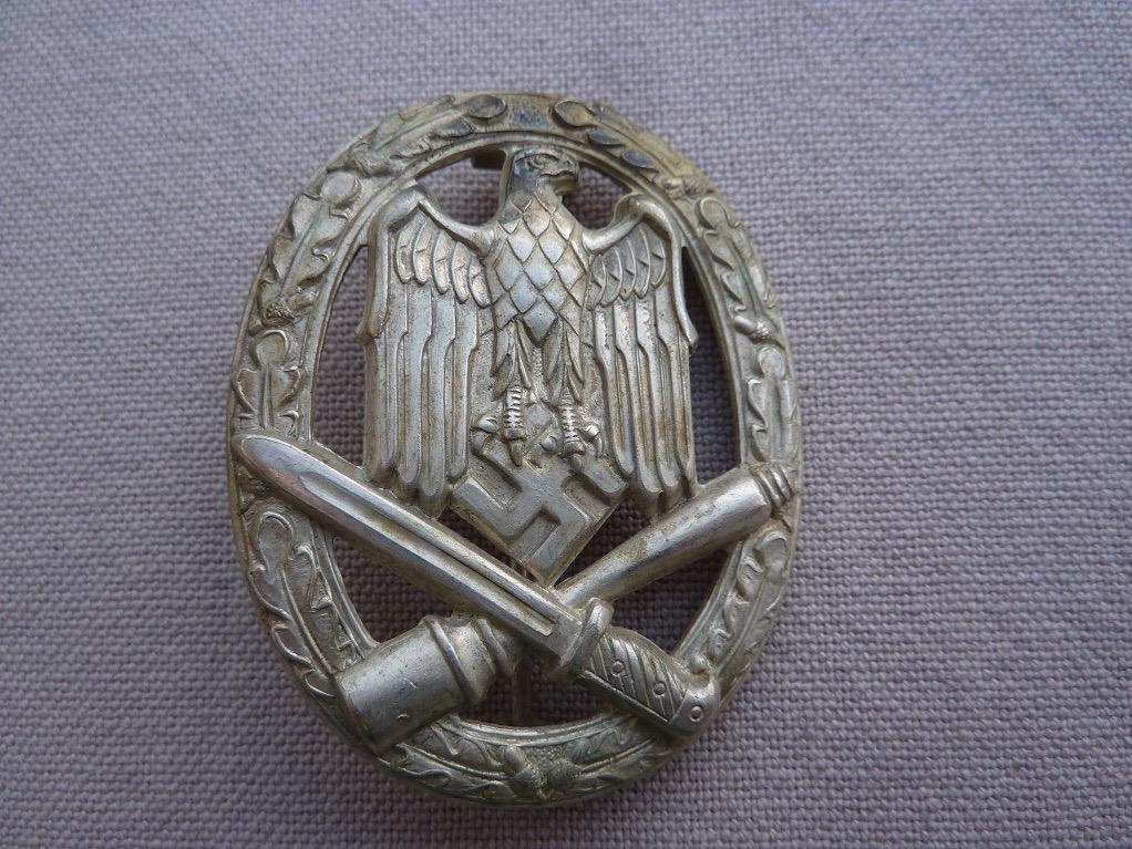 Insigne d'assaut général  14194e10