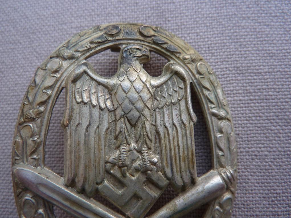 Insigne d'assaut général  14c38310