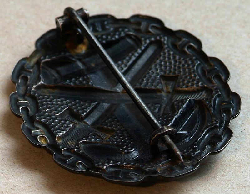 Badge des blessés Imperial KM 17c3db10