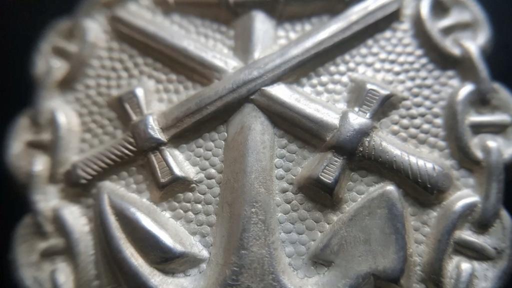 Badge des blessés Kaiserliche Marine 1800f110