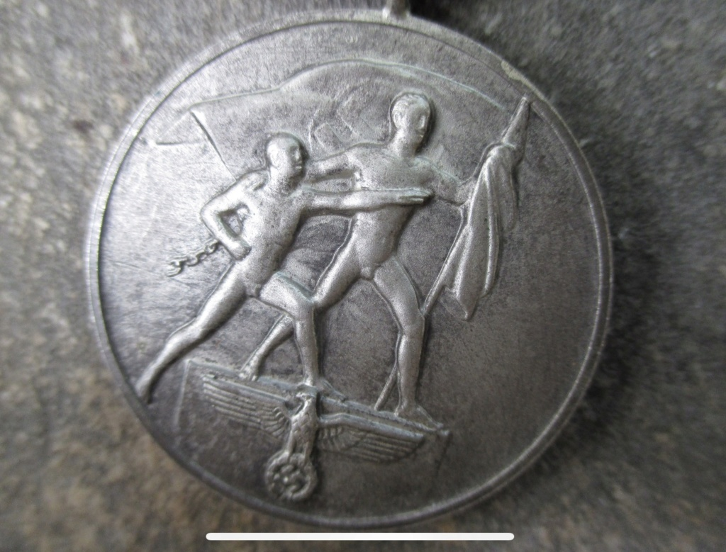 médaille du 13 mars 1938 1c5c2b10