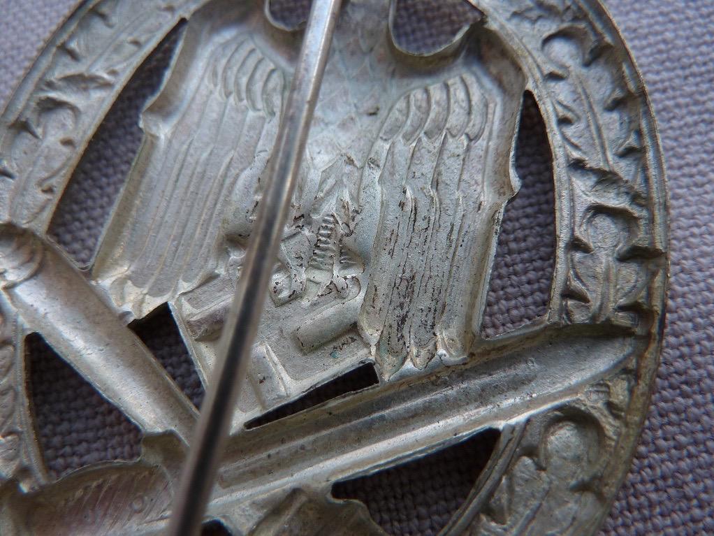 Insigne d'assaut général  2327d110