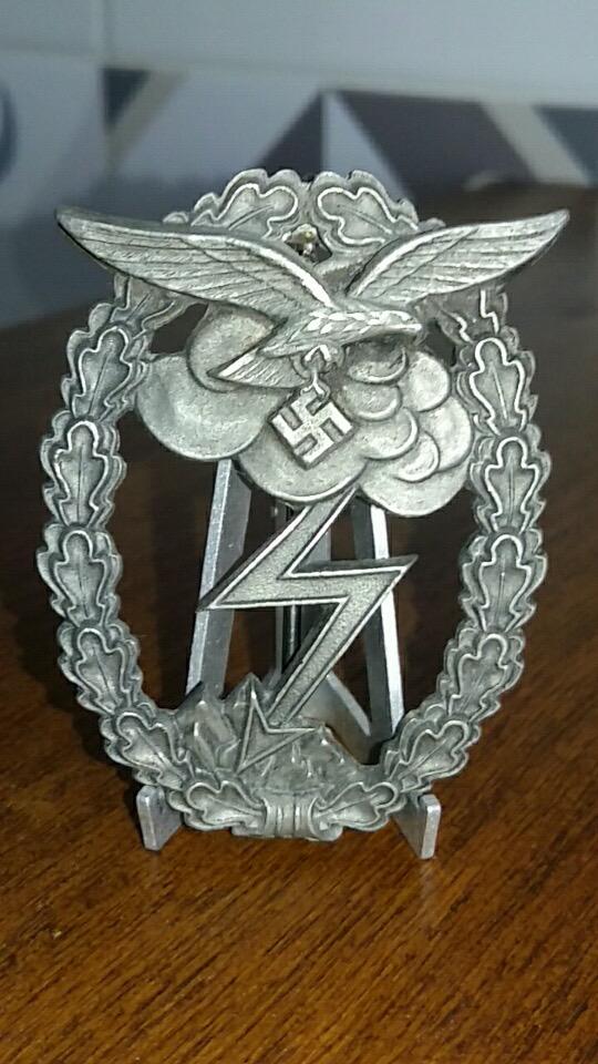 Erdkampfabzeichen Luftwaffe 241db310