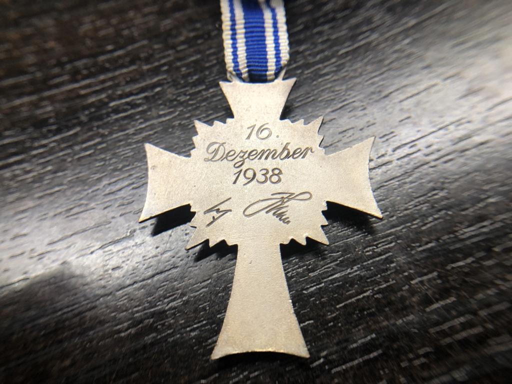 Authentification Mutterkreuz argent 28982f10