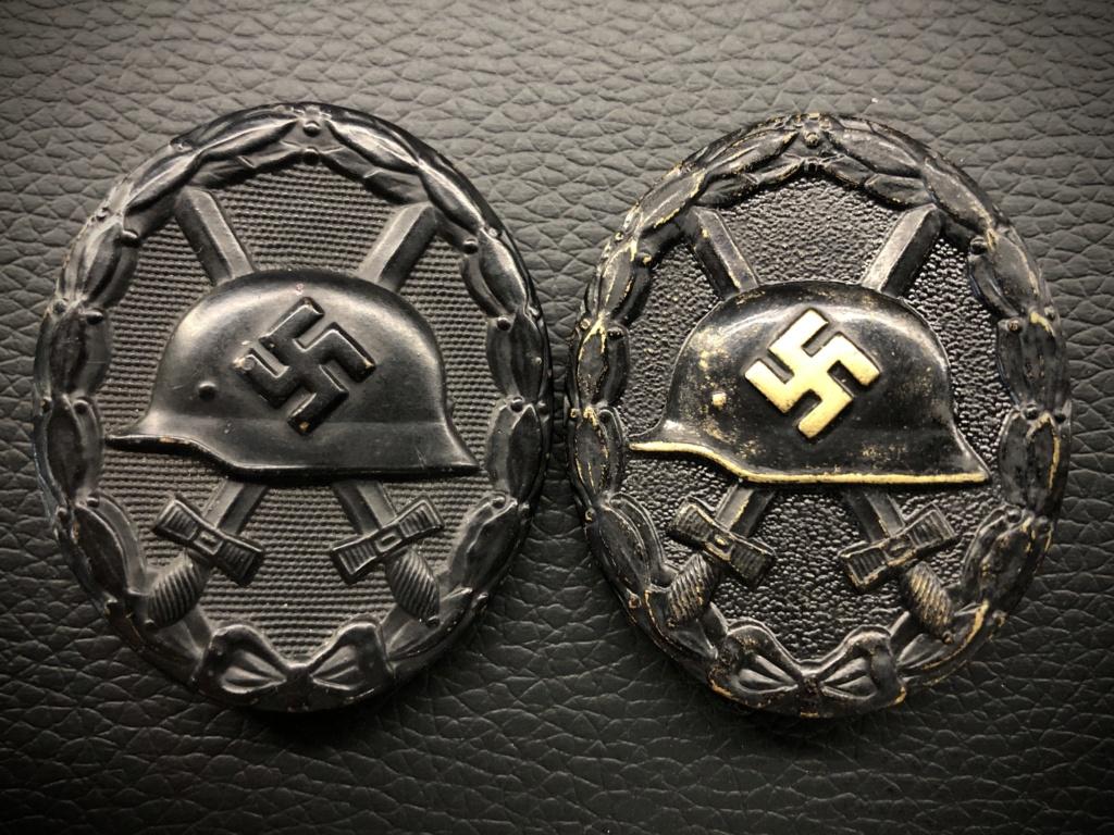 Ma collection de badges des blessés. 31a8e510