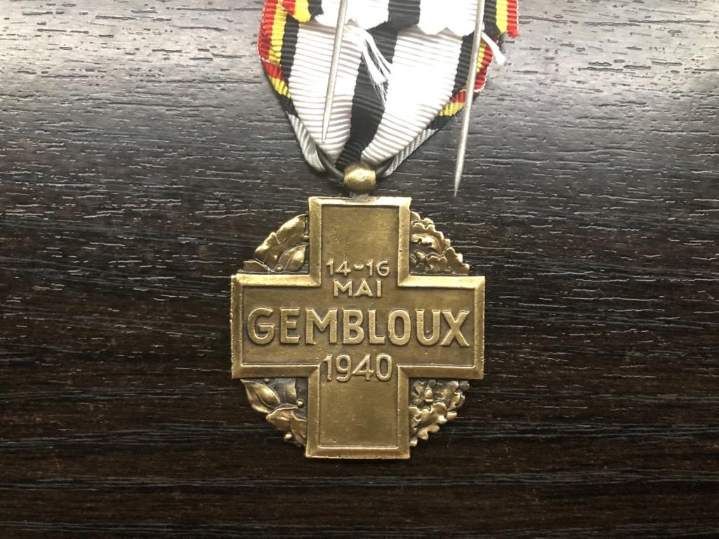 Médaille Gembloux 39f7e910