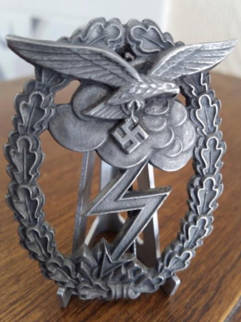 Erdkampfabzeichen Luftwaffe 53c3bb10