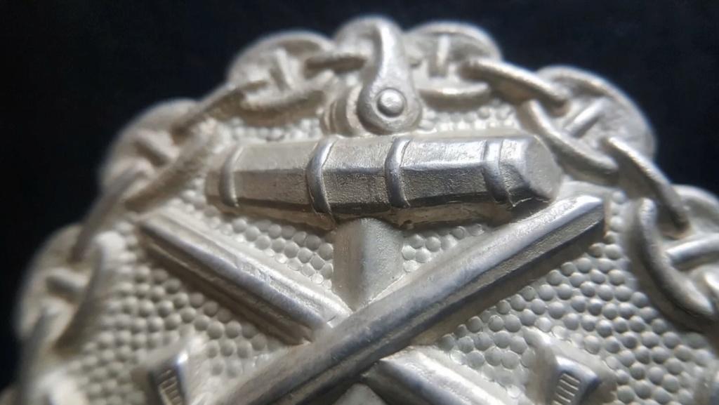 Badge des blessés Kaiserliche Marine 57bc8c10