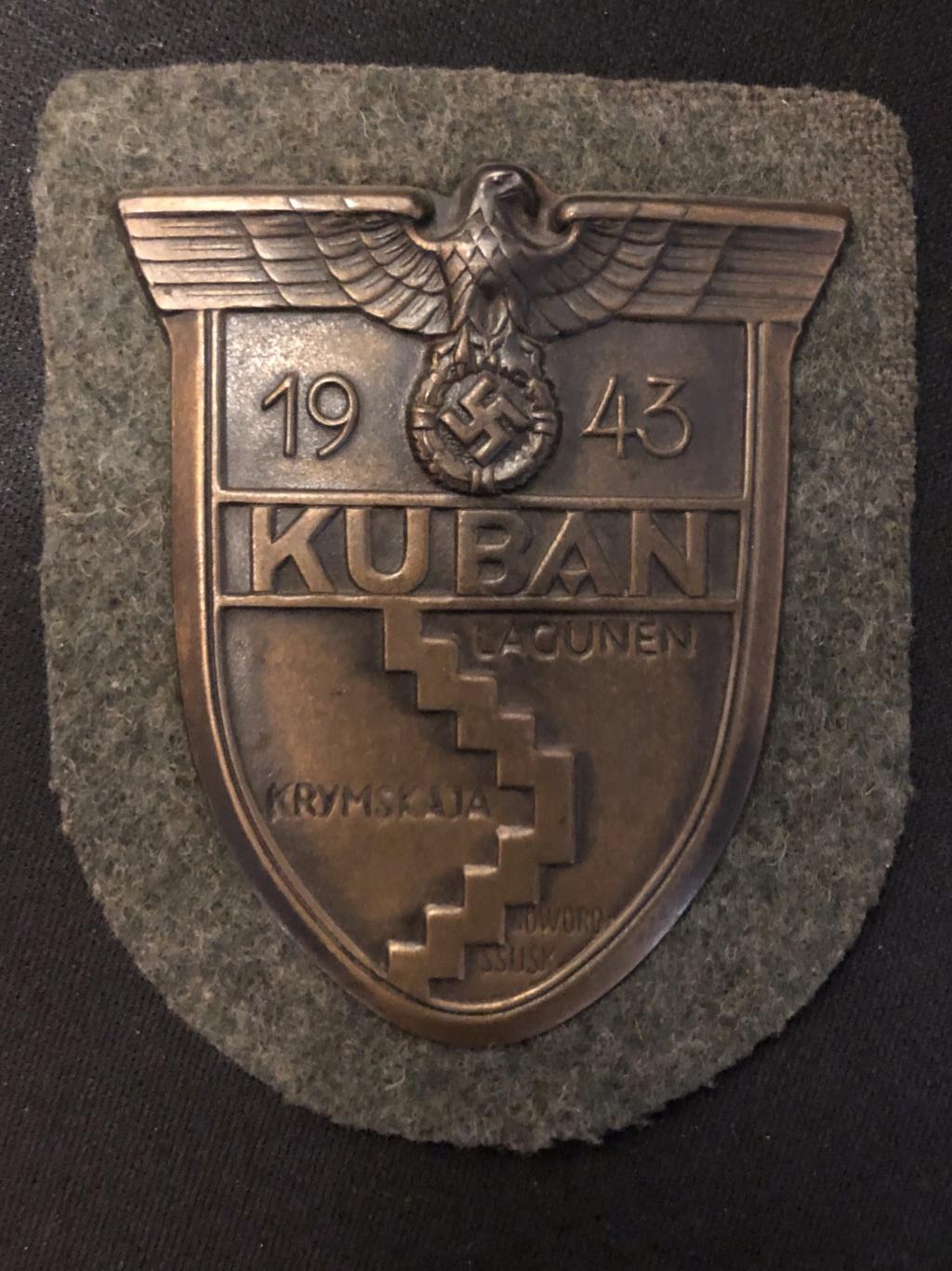 Plaque de bras Kuban 57de6310