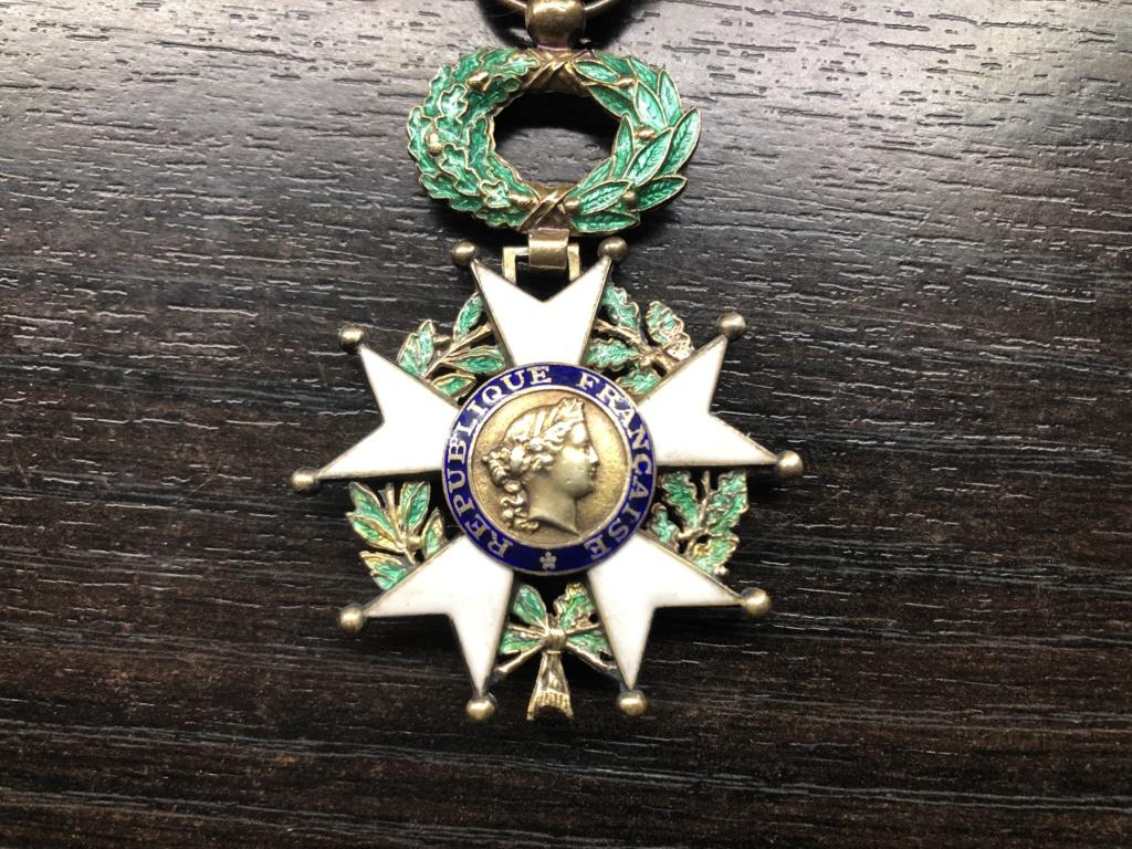 Légion d'Honneur quatrième république. 64db2910
