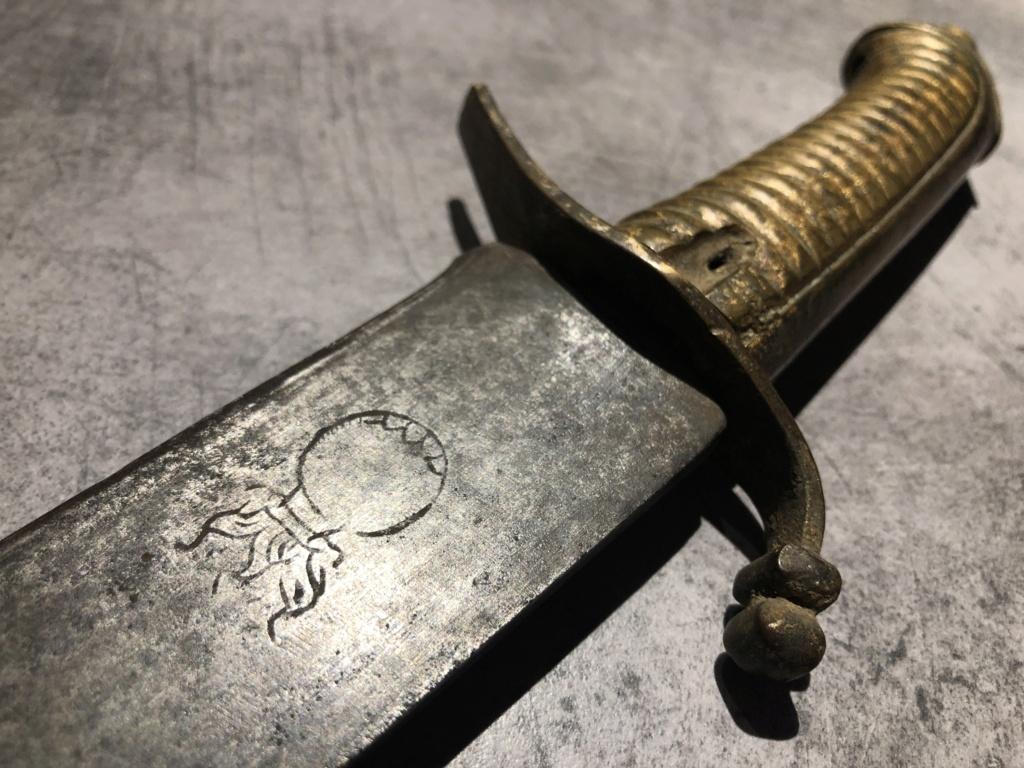 Identification sabre ou épée Grenadier 7d9a4b10