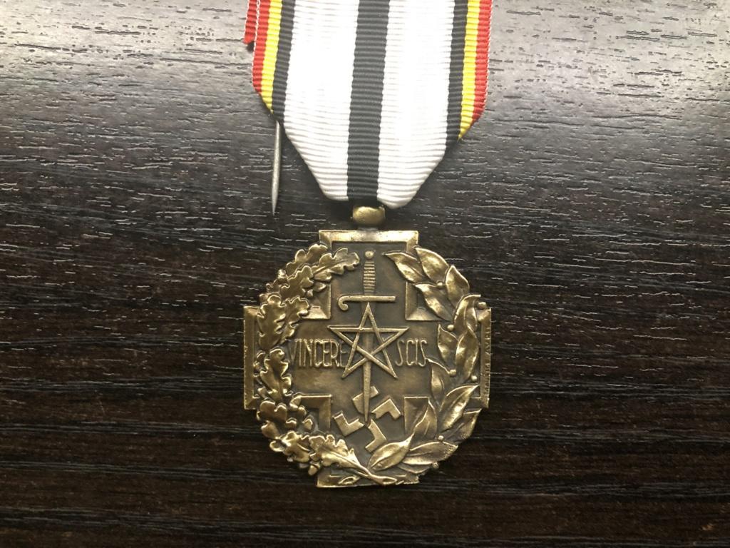 Médaille Gembloux 7f3dc210