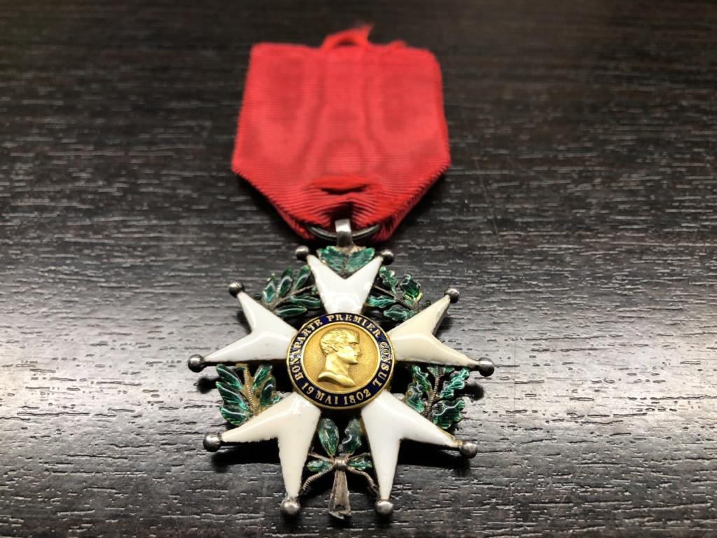 Légion d'honneur seconde république. 88d67010