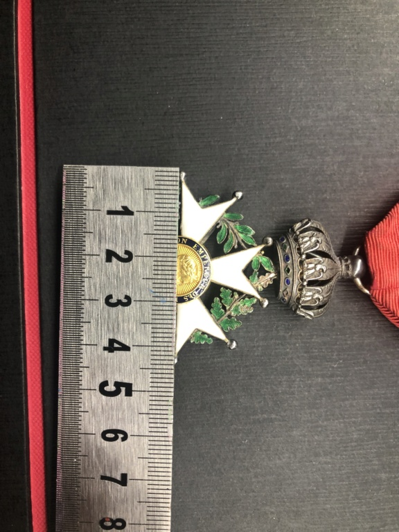 Légion d'honneur second empire avec trace de cire. 8ff9d110