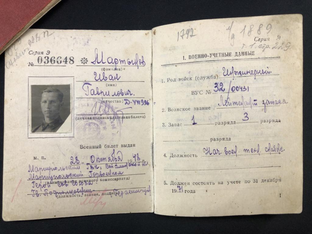 Livret Soviétique RKKA 90364d10