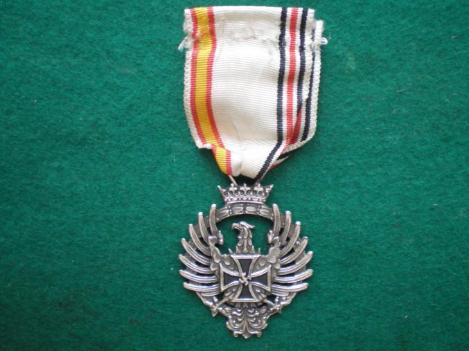 Médaille de la division Azul 93fssi10