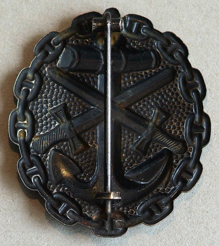 Badge des blessés Imperial KM 94cc9510