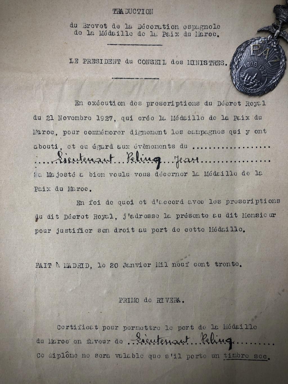 Le lot du lieutenant Pelinq Jean A7f69d10