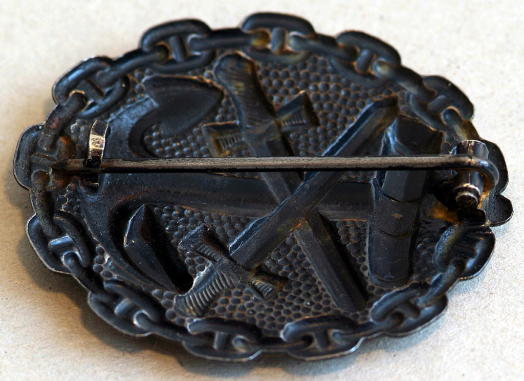 Badge des blessés Imperial KM Af0f5710