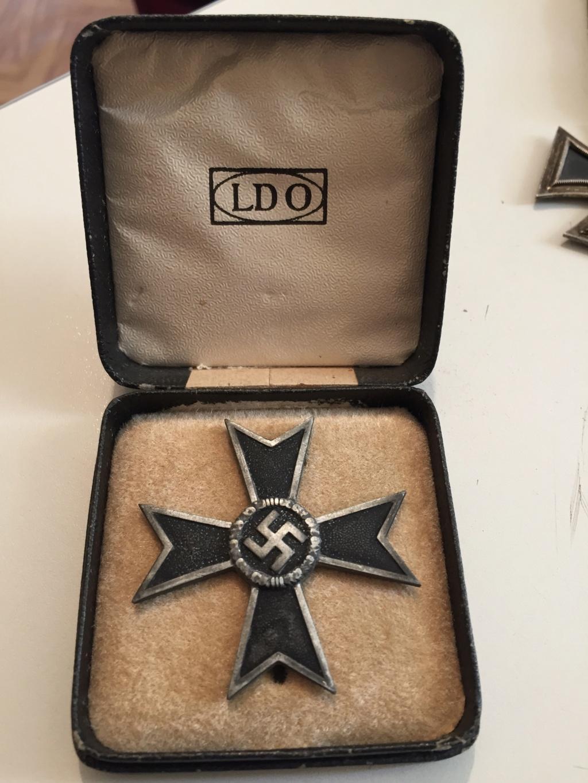 Croix de mérite de guerre première classe Af919610