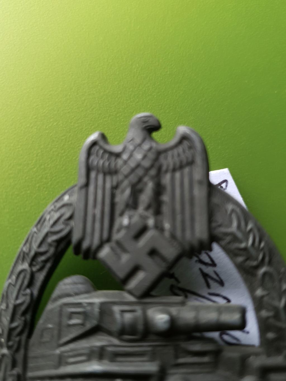 Authentification Panzerkampfabzeichen B905d210