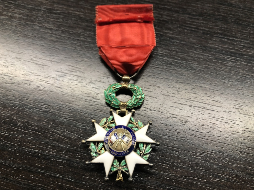 Légion d'Honneur quatrième république. Bc9c5710
