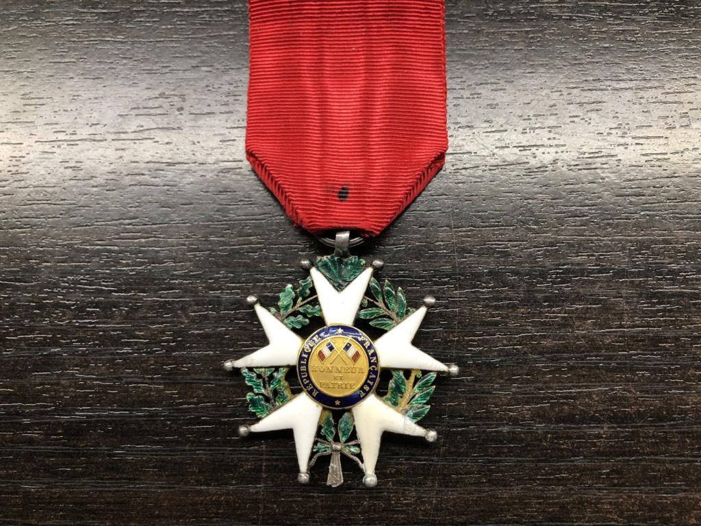 Légion d'honneur seconde république. Ca648310