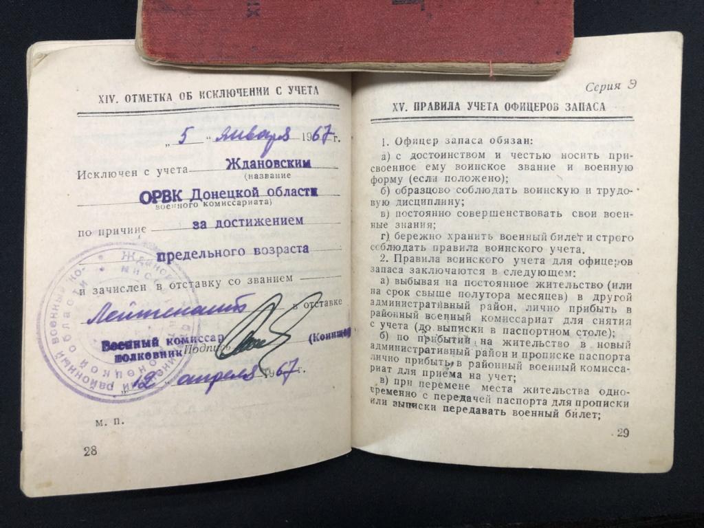 Livret Soviétique RKKA Cfbf2410