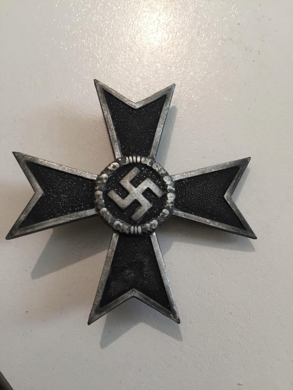 Croix de mérite de guerre première classe Cfd00210