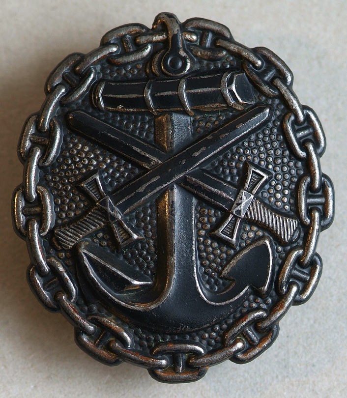 Badge des blessés Imperial KM Da3ce410