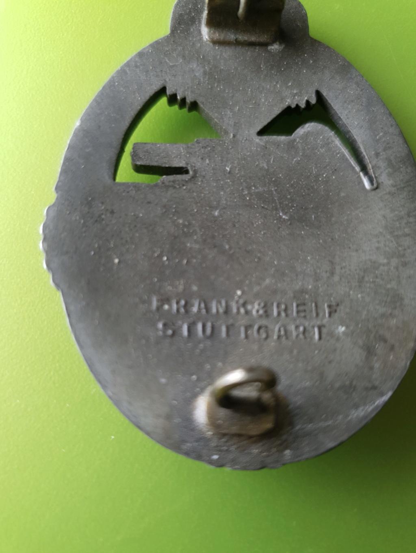 Authentification Panzerkampfabzeichen Df1e9210