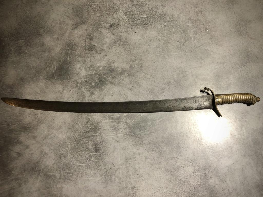 Identification sabre ou épée Grenadier E3a8a510
