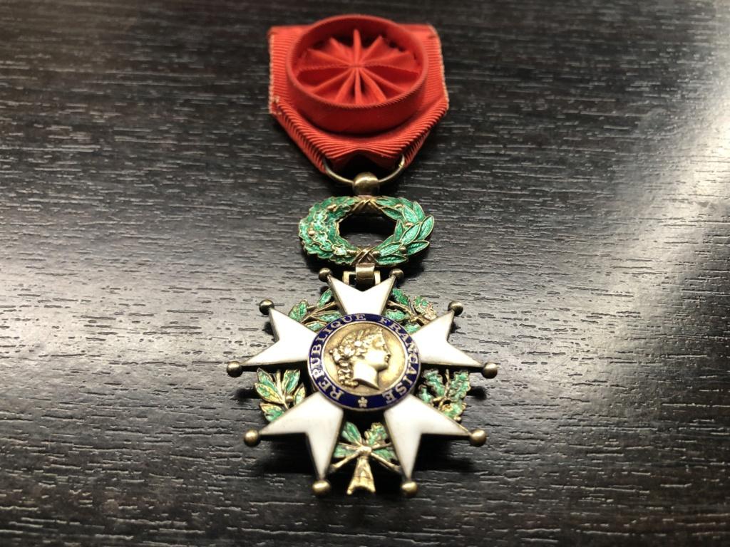 Légion d'Honneur quatrième république. Edbf4f10