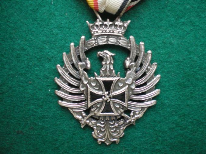 Médaille de la division Azul Yz43sq10