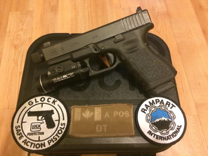 Glock 19 gen4 version pour le Canada Image57
