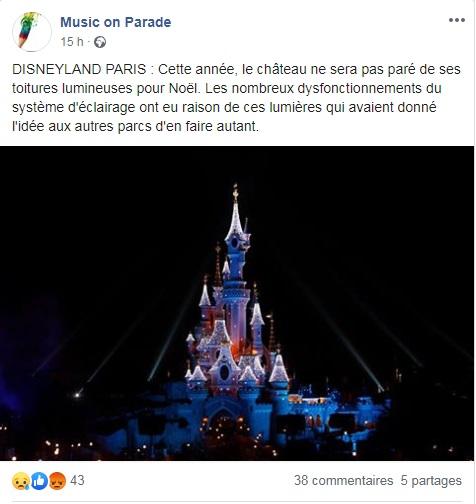 [Saison] le Noël Enchanté Disney (du 9 novembre 2019 au 6 janvier 2020) - Page 5 Music_10
