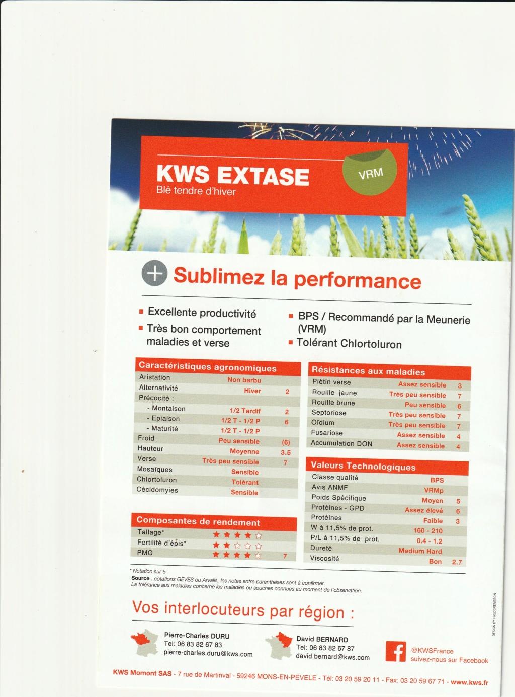 Variété blé KWS Extase - Page 2 Extase10