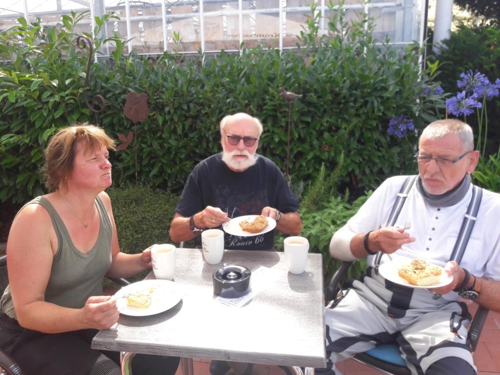 1.August 2018 Cafe ins Grüne 20180812