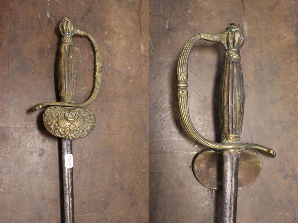 L'épée de  l'Afrique du Nor 2210