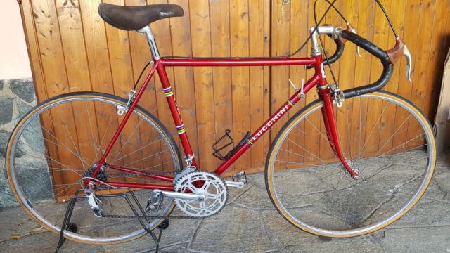 cadre Lucchini en Columbus SL 56, réstauration Bici-c10