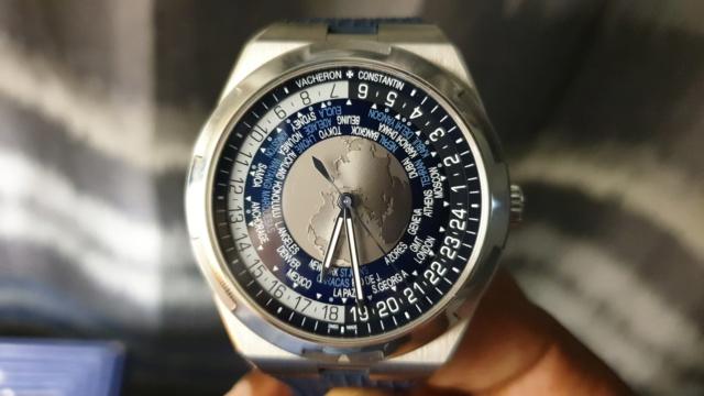 vacheron - Vacheron Constantin Overseas Heure du Monde 7700V/110A-B172 (World Time) 20200221