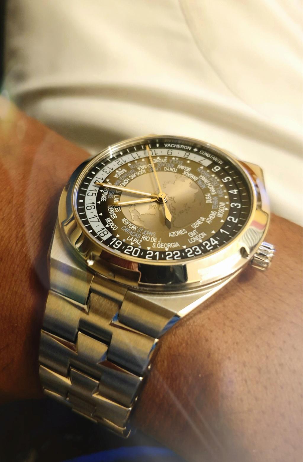 Feu de vos Dual Time - GMT - Worldtimer - tome II 33c2c410
