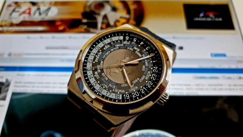 Feu de vos Dual Time - GMT - Worldtimer - tome II 5dc38510