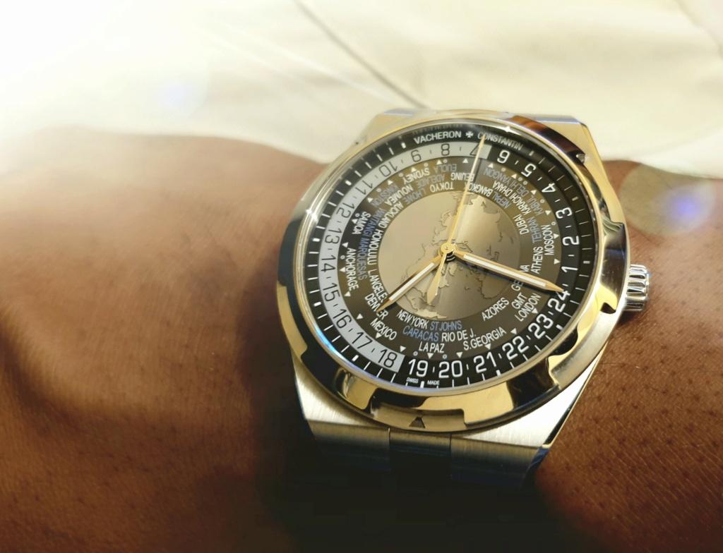 Feu de vos Dual Time - GMT - Worldtimer - tome II C850d510